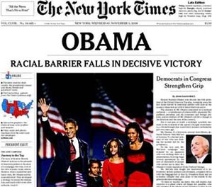 NYTimes Declares Racial Barriers Over