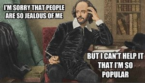 How much more can be said about Shakespeare?